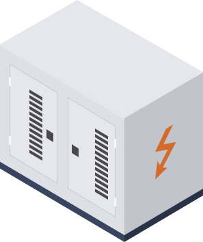 Fast2Host - N+1 Power Distribution, UPS Backup with Deiseal Generator